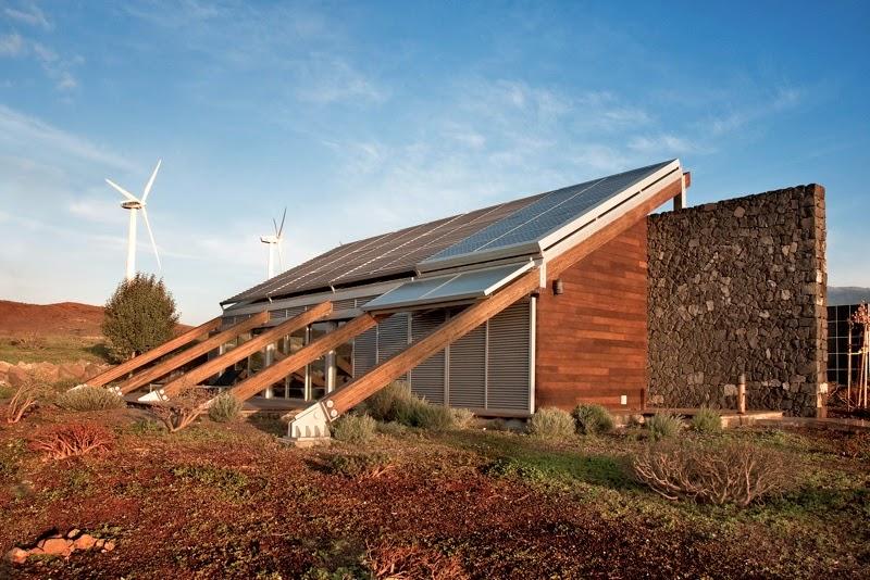 Allpe medio ambiente blog una vivienda - Arquitectura bioclimatica ejemplos ...