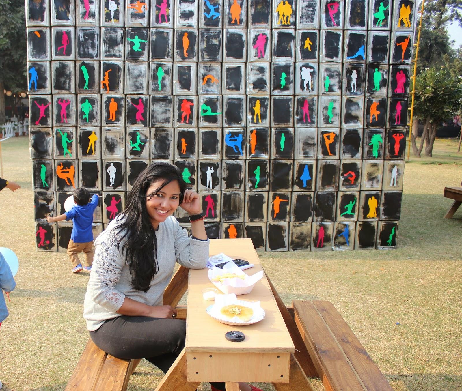 Palate Fest 2014, food festival, kunafa, habibi, shawarma