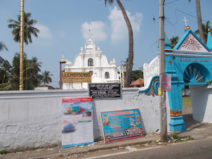 Our Lady of Life's Church in Mattancherry.