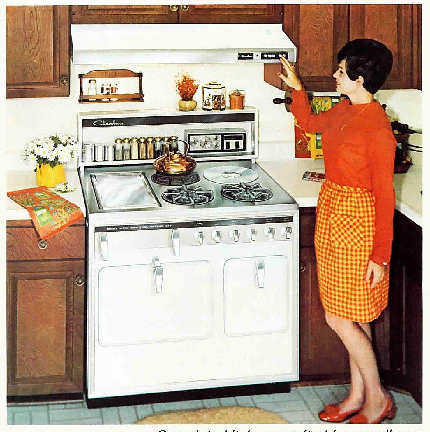 Steampunk Kitchen Appliances