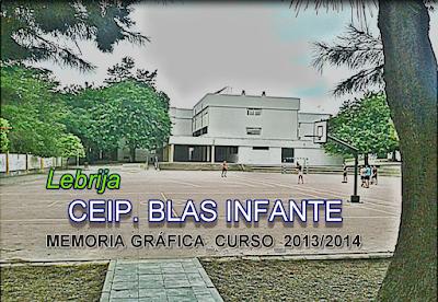 Memoria gráfica. Curso escolar 2013_2014