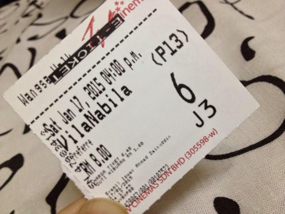 Harga Tiket Wayang Di Tgv Cinemas Sangat Mahal Wajib Tonton