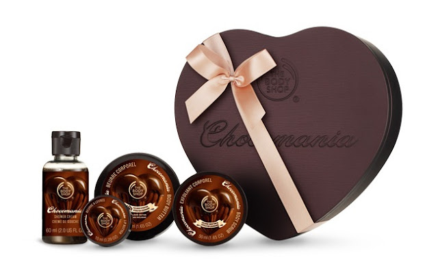 The Body Shop Chocomania Shower, Scrub & Moisture