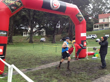 2012 North Face Endurance Challenge 50 miler San Francisco, CA.
