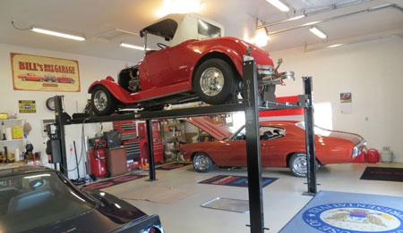 Portable car lift reviews specs price release date for Modular 3 car garage