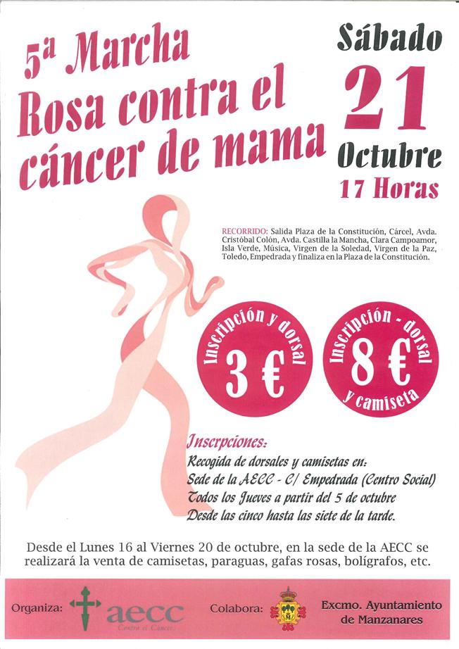 5ª Marcha Rosa