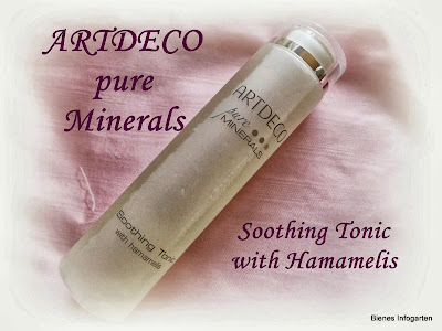 ARTDECO Soothing Tonic with Hamamelis Produkttest