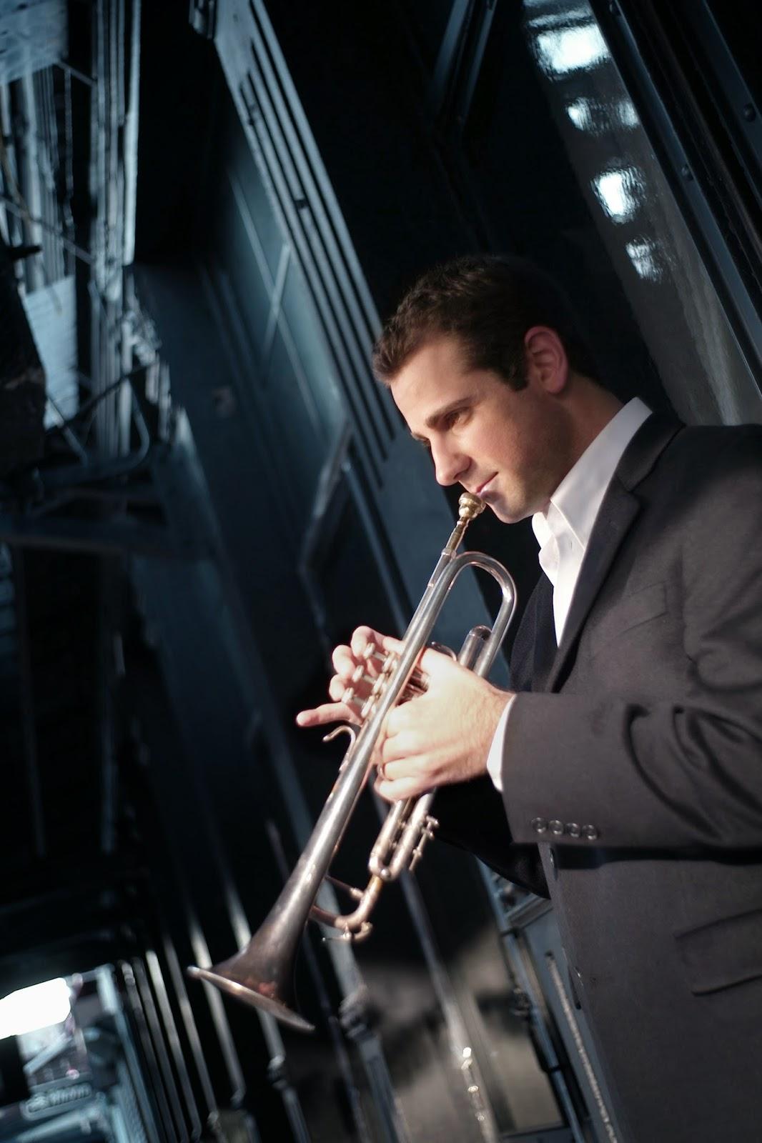 """Ciclo """"NY Jazz All Stars"""" presenta al trompetista Dominick Farinacci"""