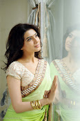 Samantha latest Gorgeous Looking Saree Photo Shoot Gallery-thumbnail-1