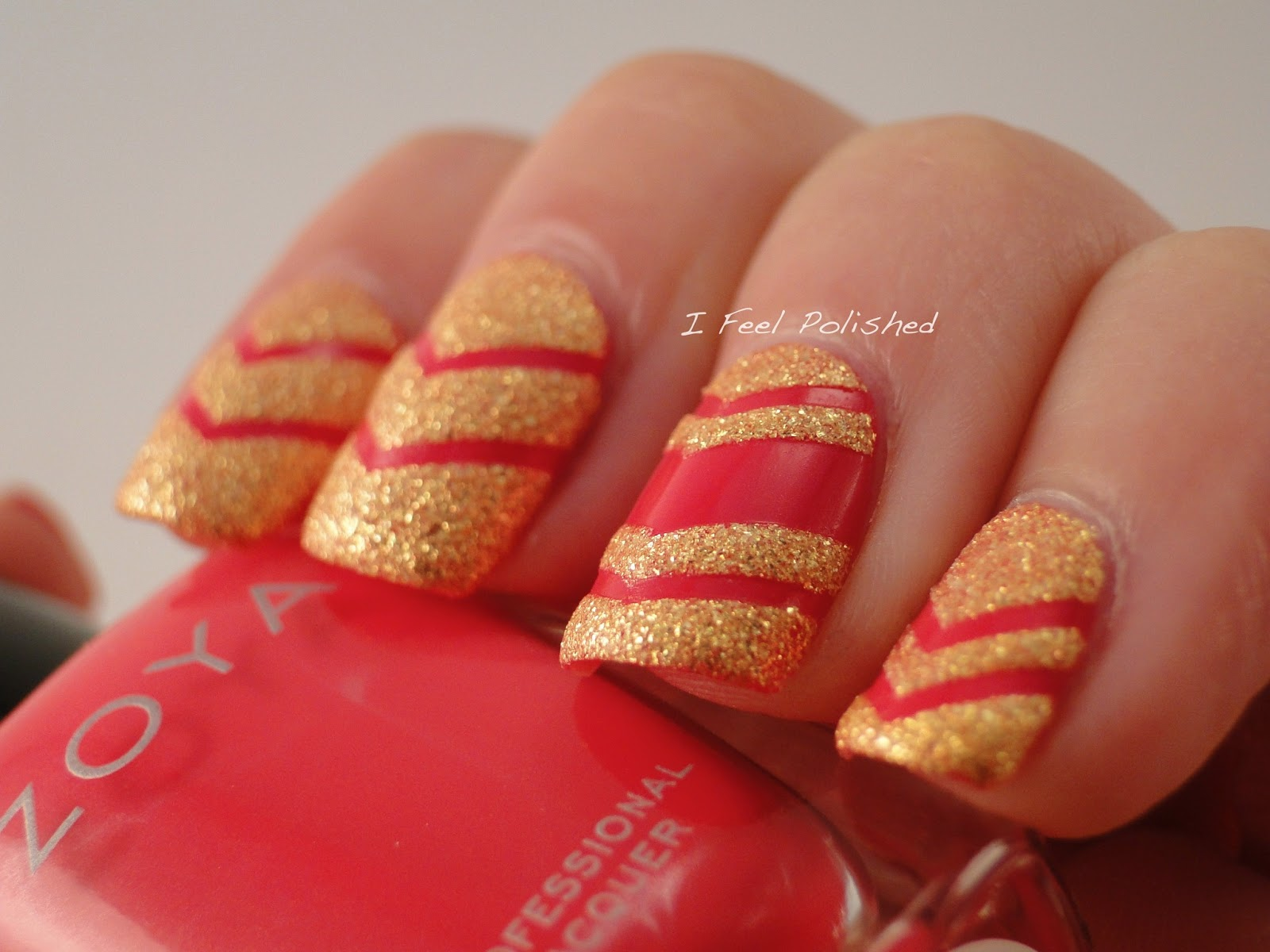 Marine Corp Nail Art Best Designs 2018