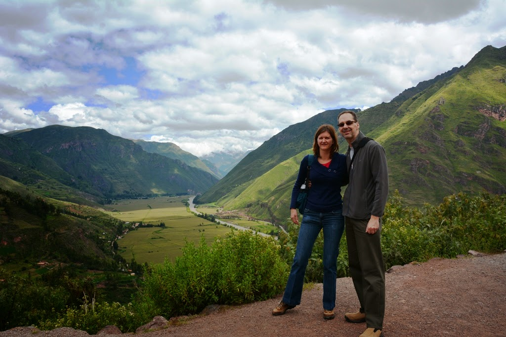 Urubamba Sacred Valley