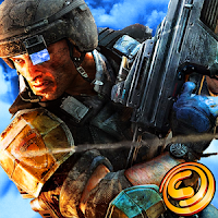 Battlefield Combat Nova Nation v1.0.9 MOD APK+DATA