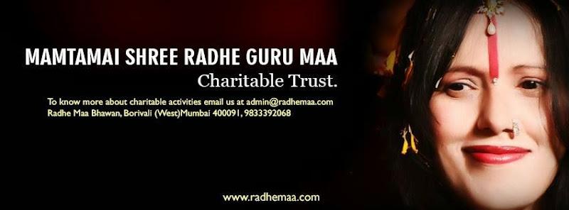 Mamtamai Shri Radhe Guru Maa Charitable Trust