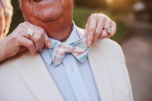 Ensaio 61 anos de casados
