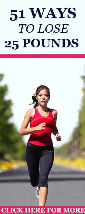 51 Science-Backed Ways to Lose 25 Pounds