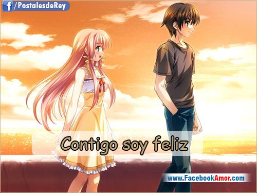 ... de anime para facebook - Imágenes Bonitas para Facebook Amor y