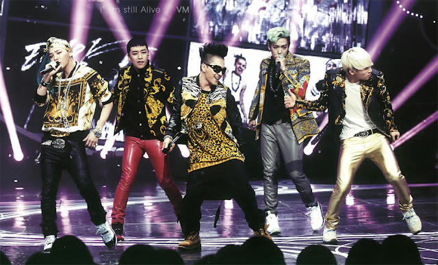 Big Bang 10Asia Star Magazine Scans