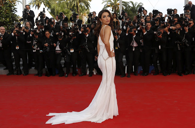EVA LONGORIA at Cannes Film Festival 2012 photo