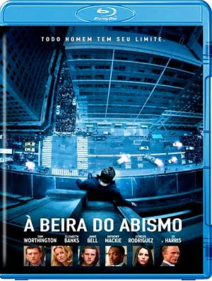 Filme Poster À Beira do Abismo BDRip XviD Dual Audio & RMVB Dublado