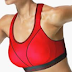 Running in just your sports bra: is it okay?