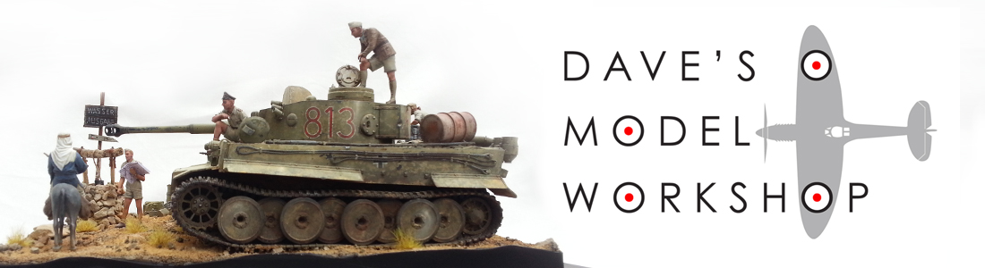 Dave's Model Workshop