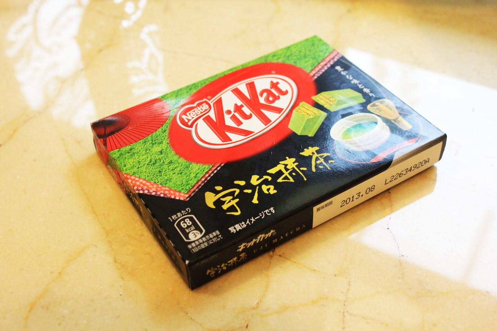 Chuyên Cung cấp Socolate KitKat Trà Xanh Made In Japan !