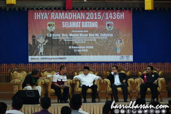 Program Ihya Ramadhan SEMESTI 1436H/2015 Anjuran ASTI93