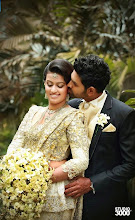 Lahiru Thirimanna's Wedding Photos