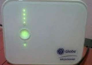BM621 globe wimax