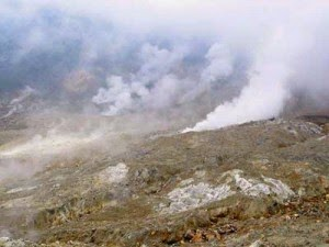 Kawah Kamojang Paseh Jawa Barat
