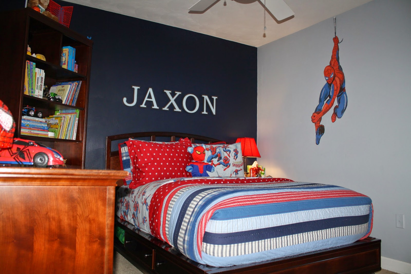 Spiderman Bedroom Decorations Bolling With 5 January 2015