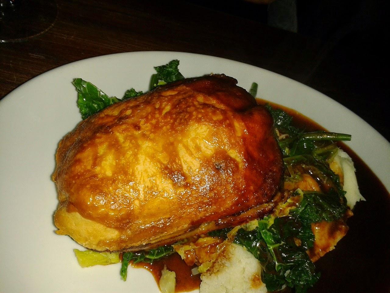 Punch Tavern Chicken Pie Review