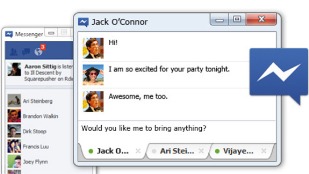 Desktop Messenger