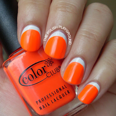 The Nail Challenge Collaborative - Neon Week 3