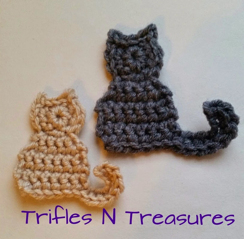 Tales of a Crafty Mommy: Crochet for Cats Roundup
