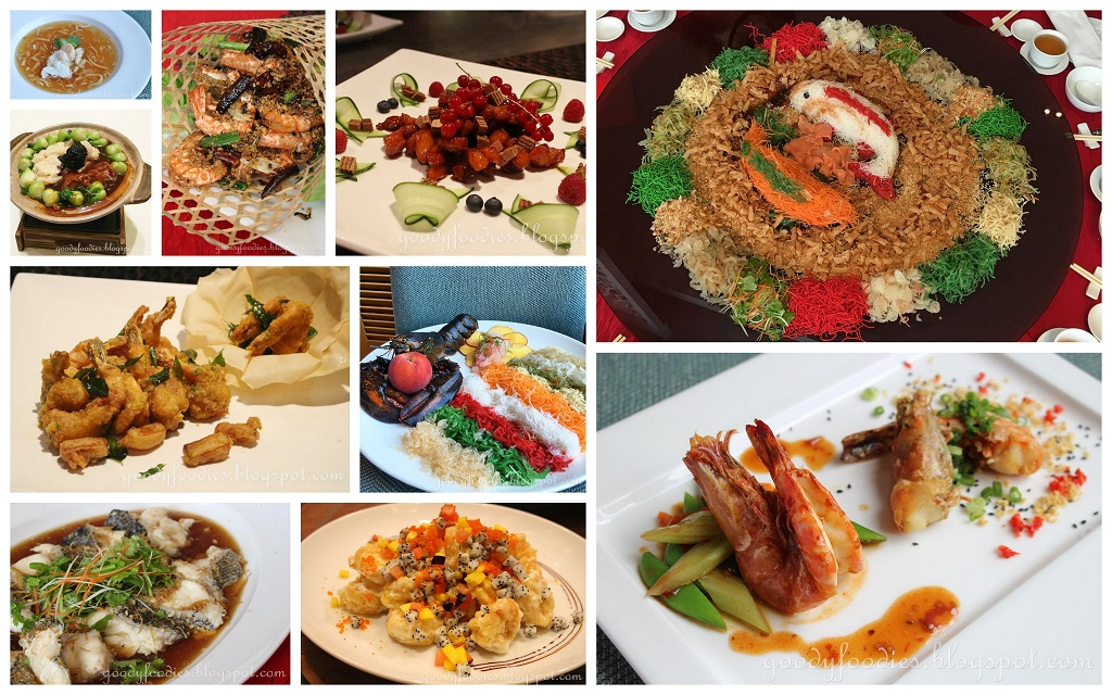 Goodyfoodies chinese new year menu in kl selangor tried and would recommend for your reunion dinner cny family dinners or to entertain your business clients and company sau gong dinner forumfinder Gallery