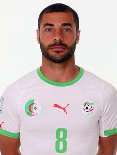 صور وأسماء لاعبي المنتخب الوطني الجزائري المشاركين في كأس العالم البرازيل 2014 10463993_64840743524