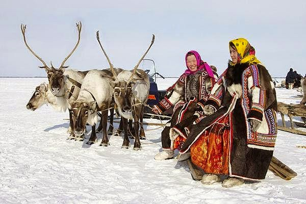 Bộ tộc ăn thịt sống ở Bắc Cực5