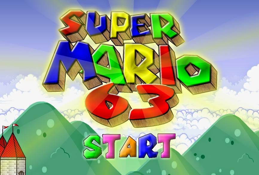 Super Mario 63 unblocked