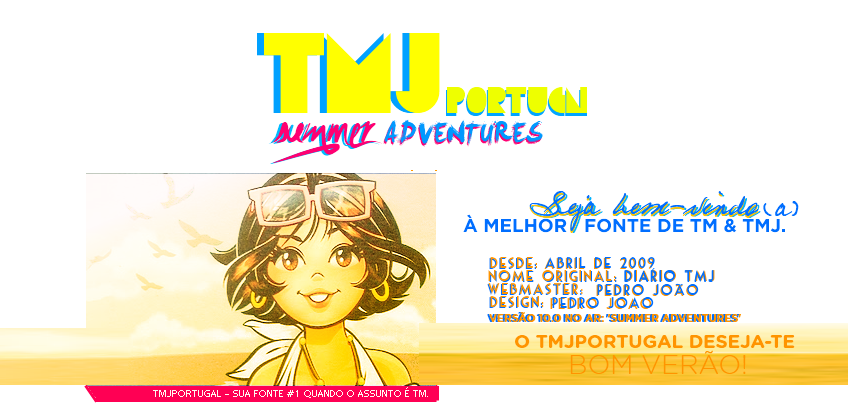 TMJPortugal! - SUMMER ADVENTURES