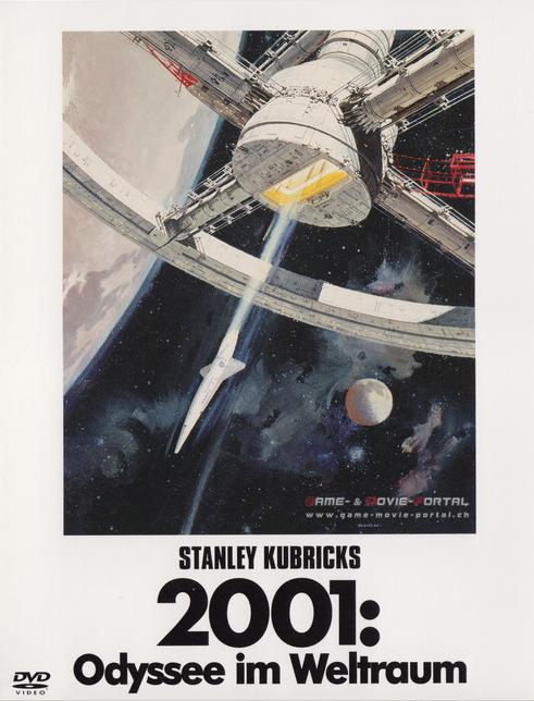 Filmtipp Familienfunk 2001: Odyssee im Weltraum