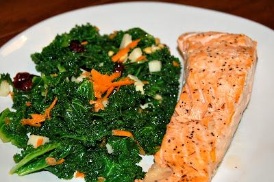 Kale Salad | www.kettlercuisine.com