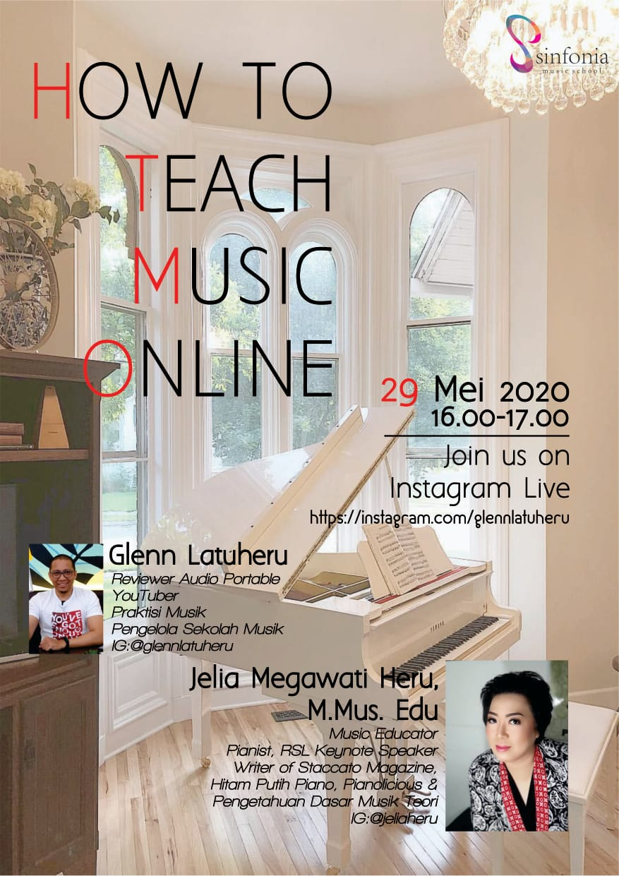 How to Teach Music Online?