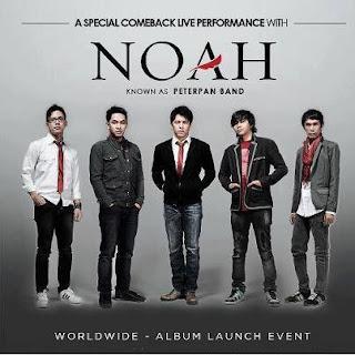 Cover Noah Jika Engkau