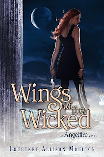 Awesome Contest!  Wings of the Wicked Cover Reveal