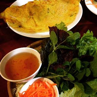 mai kitchen, adelaide, food, ferryden park, vietnamese, pancake, prawn, pork