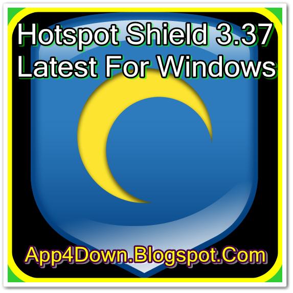 Download Hotspot Shield 3.37 Latest For Windows (Setup)