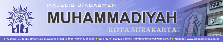 SMP Muhammadiyah 8 Surakarta