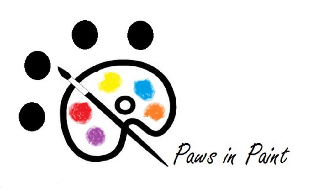 Paws in Paint Pet Portraits