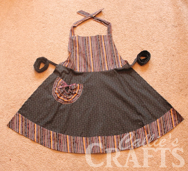 Hostess Apron, Etsy, forsale, hand made